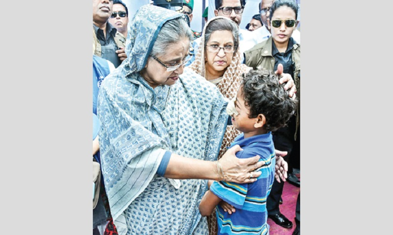 Rohingya Issue: When Humanity Gains Upper Hand