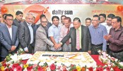 daily sun steps into 8th year