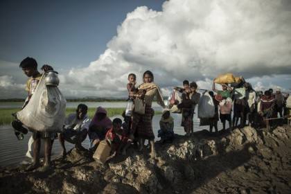 US considering sanctions over Myanmar's treatment of Rohingya
