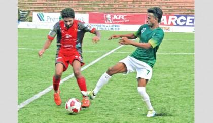Bashundhara Kings  thrash Victoria SC