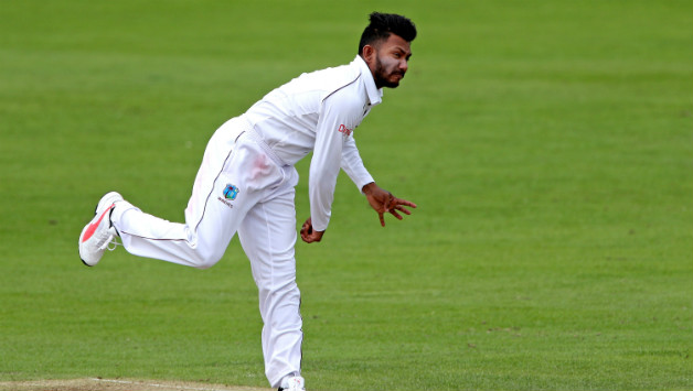 Bishoo spins West Indies to win