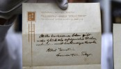Einstein note on happy living sells for $1.56 million