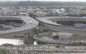 Dhaka gets six flyovers in eight and a half years
