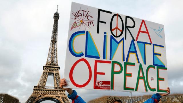 Nicaragua signs Paris climate agreement