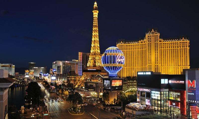 Dreamy Vegas