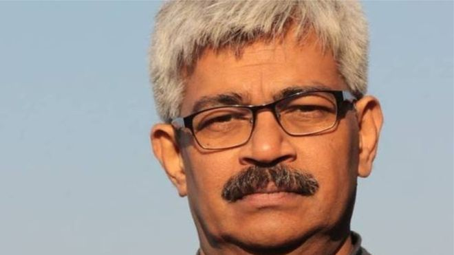 Former BBC journalist arrested in India