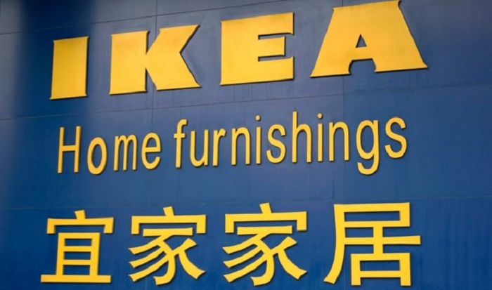 Ikea apologises for 'sexist' China advert