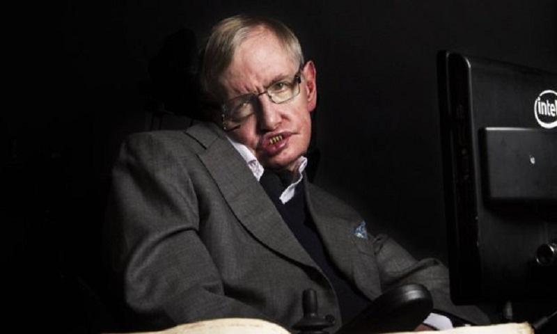Professor Stephen Hawking's PhD viewed two million times