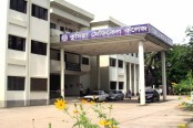 Probe body formed over faulty C-section in Comilla hospital
