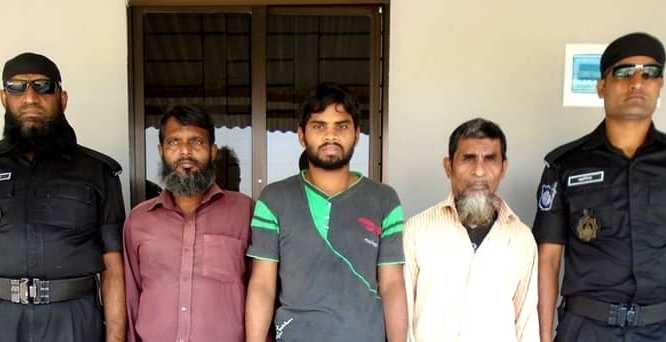 '3 men of Sarwar-Tamim group' held in Chapainawabganj