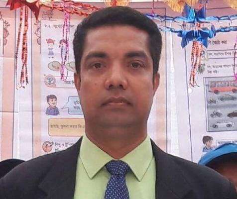 Masud Rana wins best education officer award