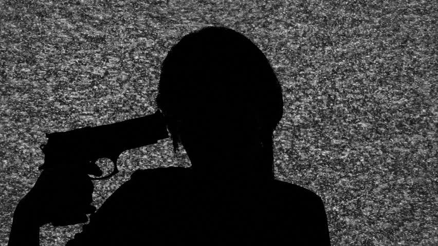 Ex-secretary's wife kills herself with her gun
