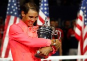 Nadal set to seal year-end No 1 spot in Paris