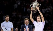Federer downs del Potro for eighth Basel crown