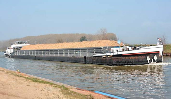 Possibility and Trade Benefits of Inland Waterways