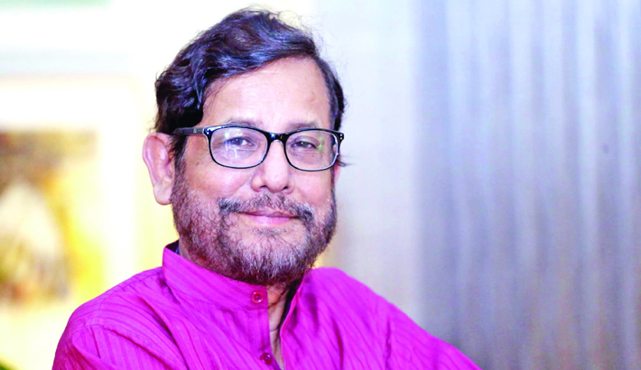 Asaduzzaman Noor steps  into 72nd year