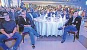 Rangpur Riders unveil new jersey at gala event