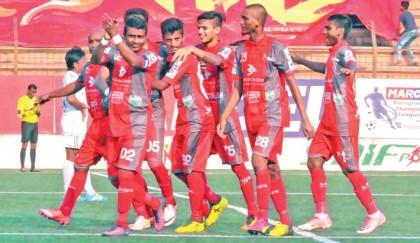 Bashundhara Kings promoted to BPL