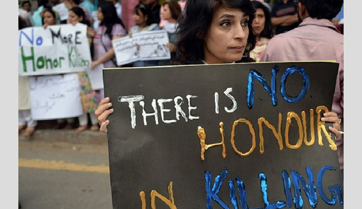 Men still killing women for 'honour' in Pakistan, despite new law
