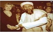 Reality Check: Was Hillary Clinton photographed with Osama Bin Laden?