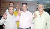 Durjoy, Ashraful and Alamgir elected directors