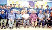 'Robot Football League' held at PU