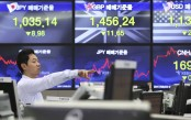Asian markets rise after Wall Street gains