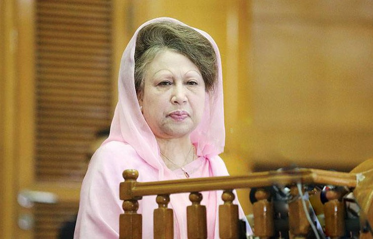 'False cases filed to make me ineligible for polls': Khaleda