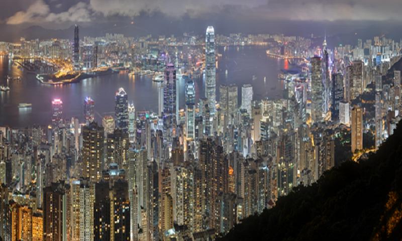 Hong Kong skyscraper sold for record $5.15 bn