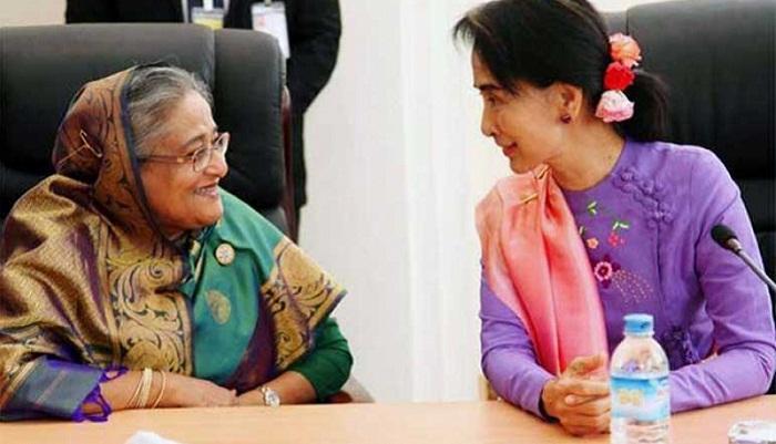 Hasina world's 30th most powerful woman