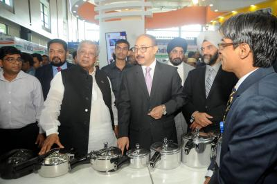 Indian engineering and technology expo kicks off