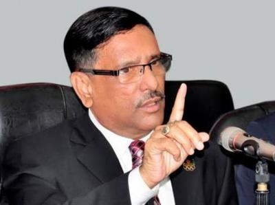 Quader urges BNP to evaluate its popularity by joining polls