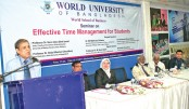 Seminar on 'Effective Time Management for Students'