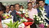 Nazmul Hasan reelected BCB president
