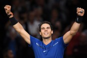Nadal completes long road back to top