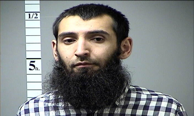 New York truck attack: Trump urges death penalty for Sayfullo Saipov