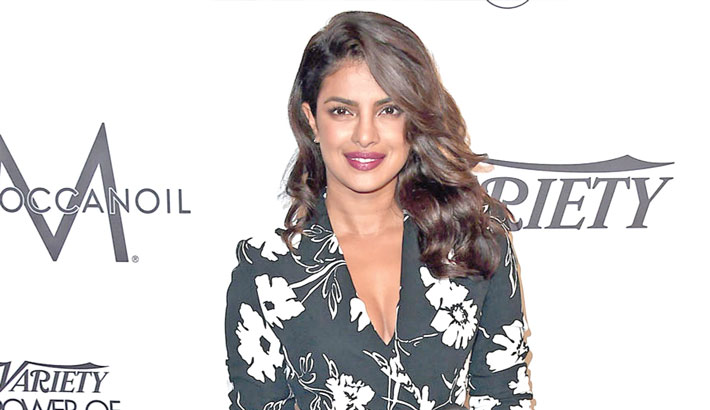 Priyanka in Forbes list of 100 Most Powerful Women of 2017