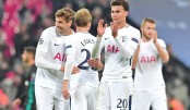 Spurs stun Real, join Man City in last 16