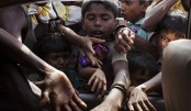 25pc Rohingya kids malnourished