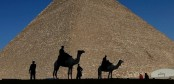 Hidden chamber discovered in Egypt's Great Pyramid