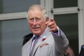 Prince Charles views Islamic art on first visit to Malaysia