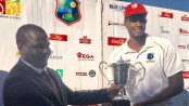 Windies win series after drawn Zimbabwe Test