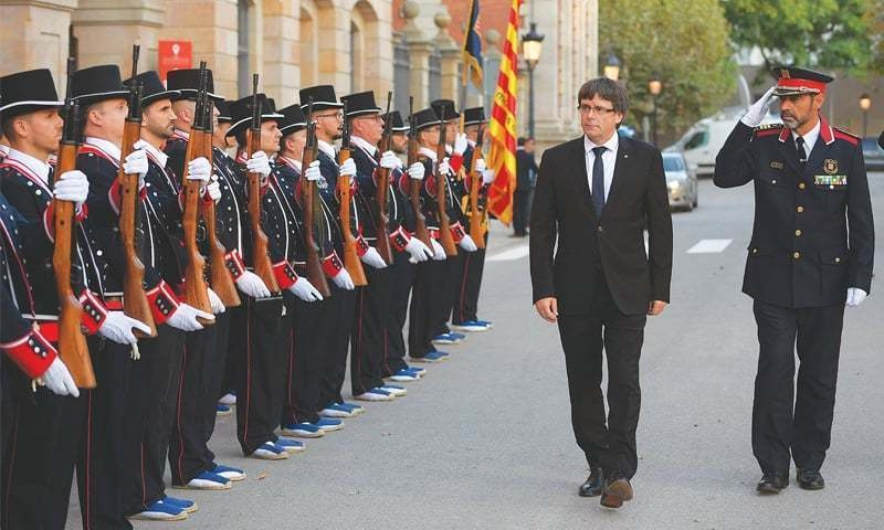 Spain's most wanted: Profile of ousted Catalan leader Carles Puigdemont