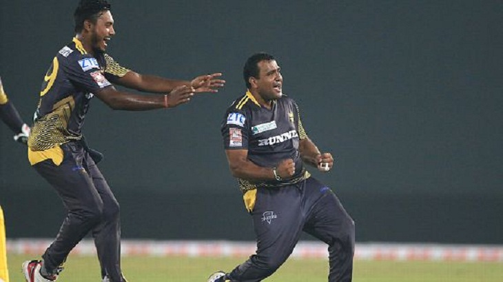 Rajshahi Kings set 155-run target for Rangpur Riders
