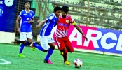 Basundhara Kings beat Agrani Bank 2-1