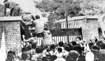 Iranian students storm US embassy