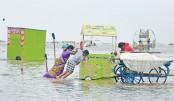 Heavy monsoon rain sparks fear for Chennai