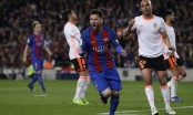 Free-scoring Valencia put pressure on Barca