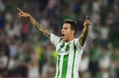 Real Betis rallies to draw with Getafe 2-2 in Spanish league
