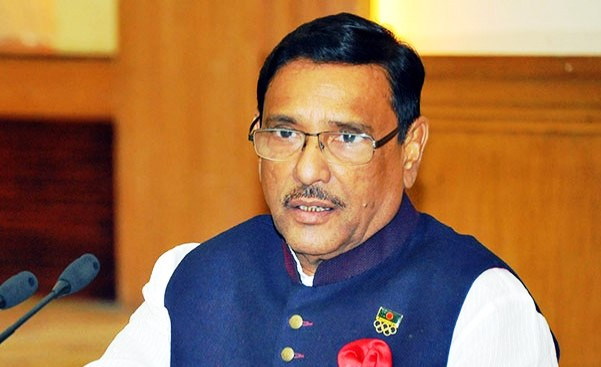 Government handles Rohingya crisis efficiently, says Quader